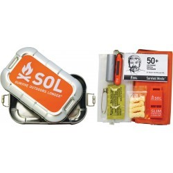 Kit de Survie Traverse SOL - 4
