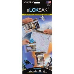 Pack 4 Sacs Medium Waterproof Loksak - 1
