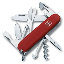 Couteau suisse Climber rouge Victorinox 91mm - 1