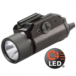 Lampe tactique Streamlight TLR-VIR for Pistols - Led blanche et Led infrarouge - 1
