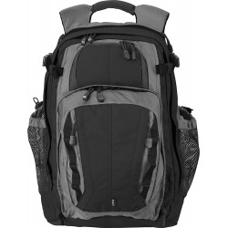 Sac à dos tactique COVRT18 Noir Asphalt de 5.11 Tactical - 1