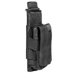 Étui chargeur simple Pistol Noir de 5.11 Tactical - 1