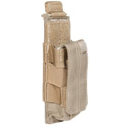 Étui chargeur simple Pistol Sable de 5.11 Tactical - 1