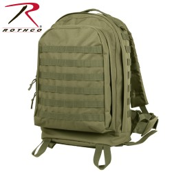 Sac à dos tactique MOLLE II 3-Day Assault de Rothco