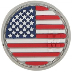 Morale Patch USA Flag Micro de Maxpedition