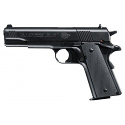 Réplique à plombs Colt Government 1911 A1 Calibre 4.5mm - Umarex - 1