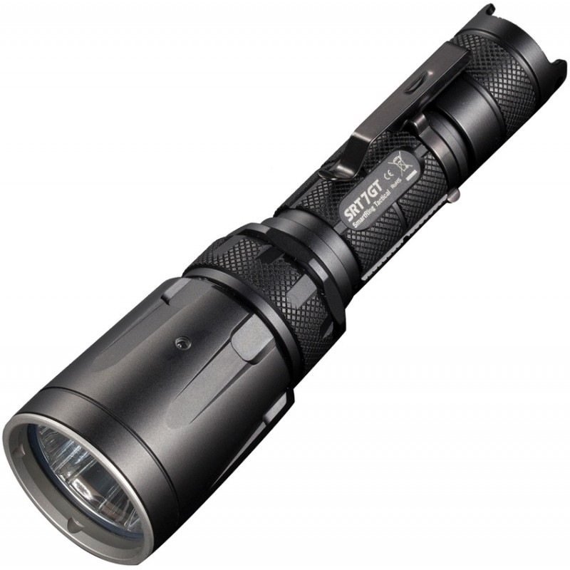 lampe torche led nitecore srt7gt conditions extremes. Black Bedroom Furniture Sets. Home Design Ideas