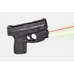 Lampe/Laser tactique (rouge) LaserMax GripSense pour Smith & Wesson M&P - 2