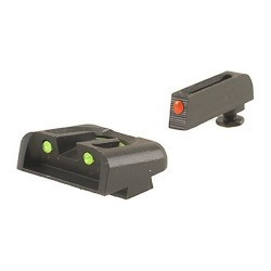 Hausse et Guidon Truglo FO Glock High Set - 1