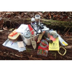 Kit de survie Large Tin Kit Esee