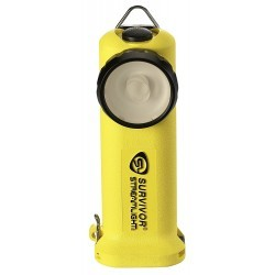 Lampe torche Led Survivor Alkaline Model Jaune Streamlight - 1