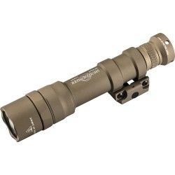 Lampe tactique M600DF Scout Duel Fuel Surefire - Tan - 1