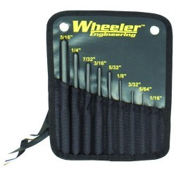 Kit chasse goupille 9-Pièces Wheeler