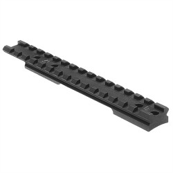 Rail de fixation NightForce pour carabine Remington HS700 long 20 MOA (A135) - 1