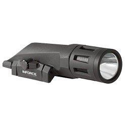 Lampe Tactique WMLX White - Gen 2 Noir INFORCE - 2