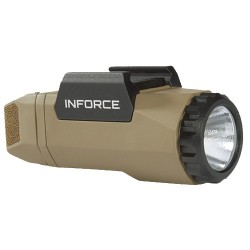 Lampe Tactique APL Gen 3 Marron INFORCE - 2