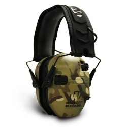 Casque antibruit Razor slim électronique camo de WALKER'S - 1