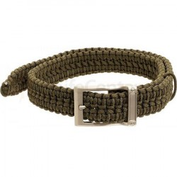 Ceinture paracorde vert olive TIMBERLINE taille S - 1