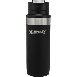 Mug isotherme Trigger Action incassable 470ml STANLEY noir - 1