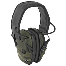 Casque de protection et d'amplification Impact Sport camouflage HOWARD - 1